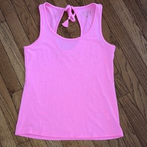 Super Cute Lilly Pulitzer Pink Tank Size Small